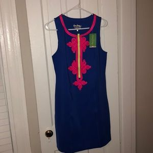 NWT Lilly Pulitzer Blue Current